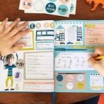 Babycchino vriendenboekje, speelgoedwinkels
