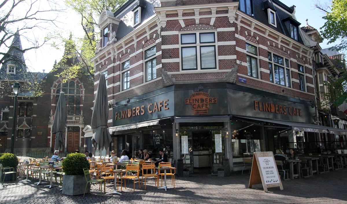 Flinders Cafe Hilversum