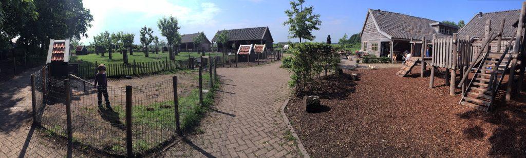 Kinderboerderij Juffrouw Jansen op de Meent
