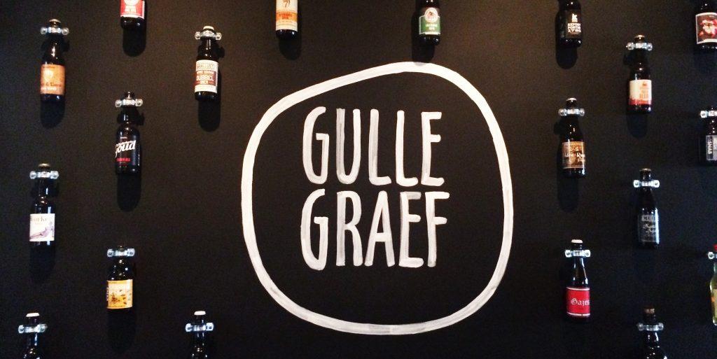 Gulle Graef bierwand