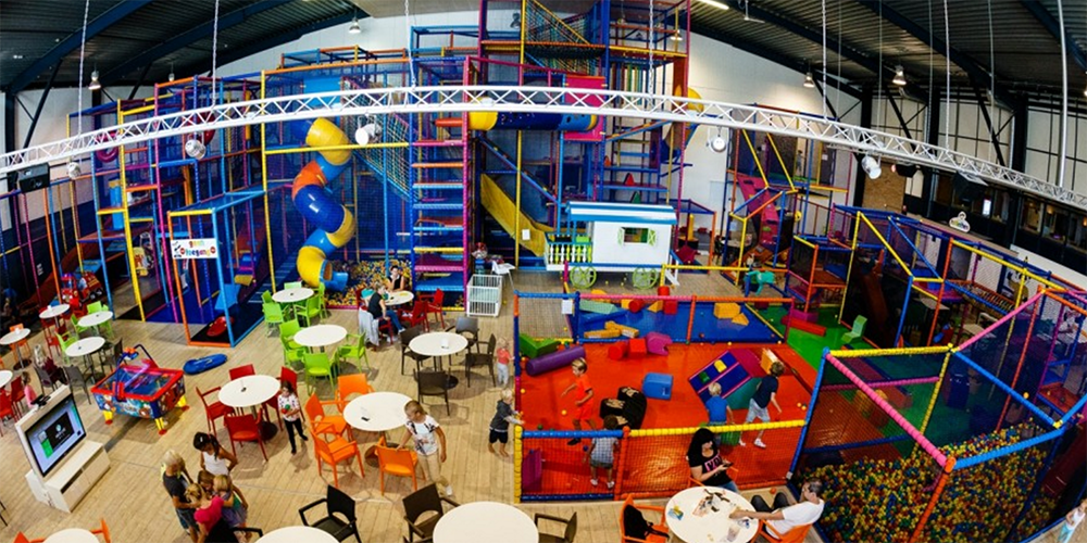 Spelekids in Loosdrecht, de leukste van alle indoor speeltuinen in het Gooi
