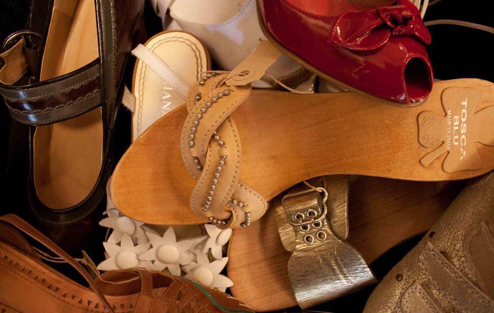 Vintage schoenen shoes