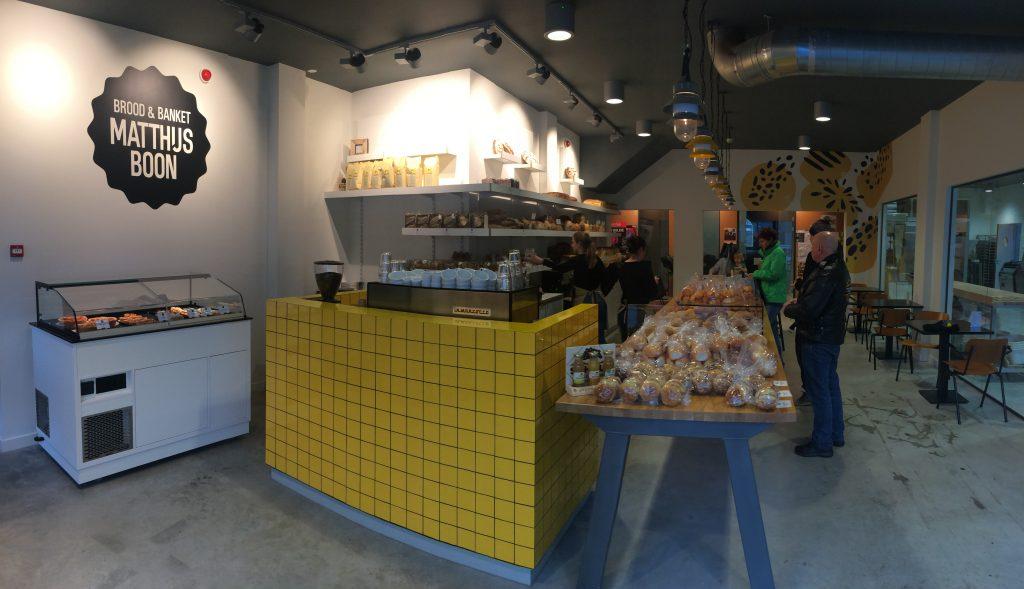 Toonbank Matthijs Boon Brood en Banket