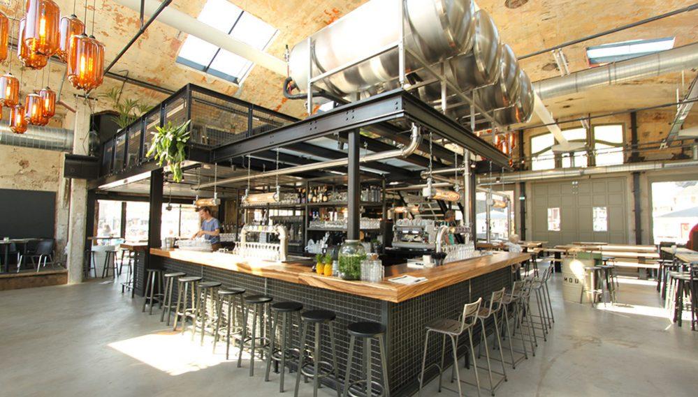 Mout Foodhall in Hilversum flexplekken