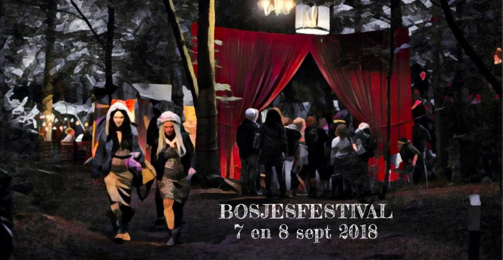 Bosjesfestival 2018