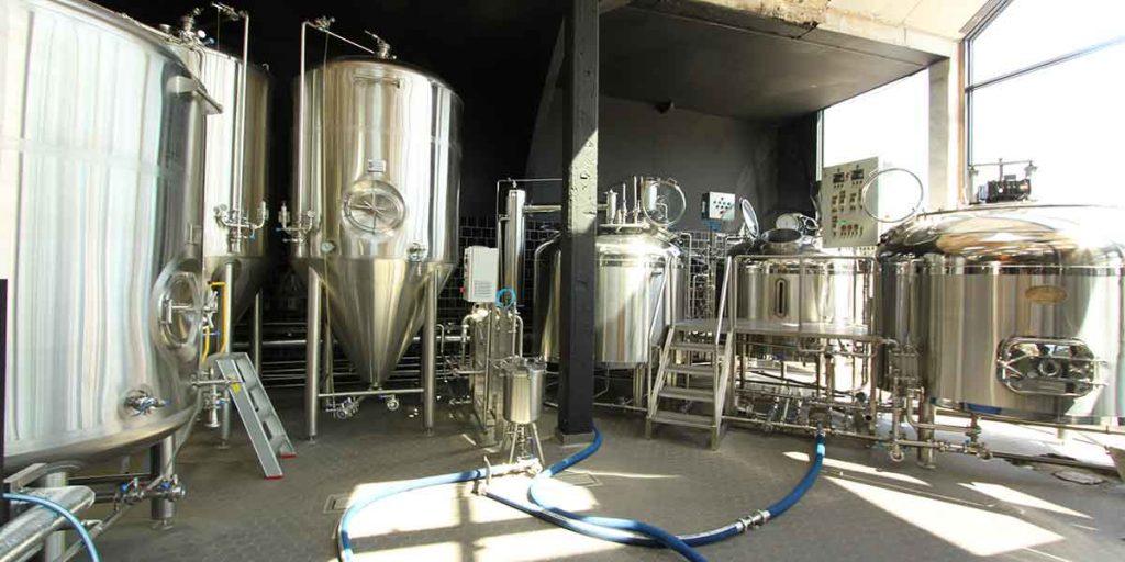 bier ketels brouwketels Gooische Bierbrouwerij